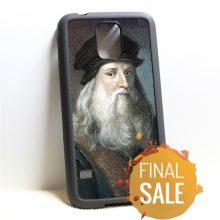 Leonardo Da Vinci Case for Samsung Galaxy